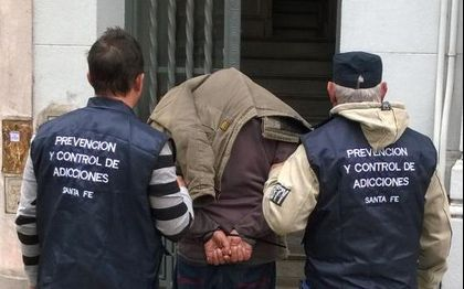 El hombre fue detenido en Gaboto
