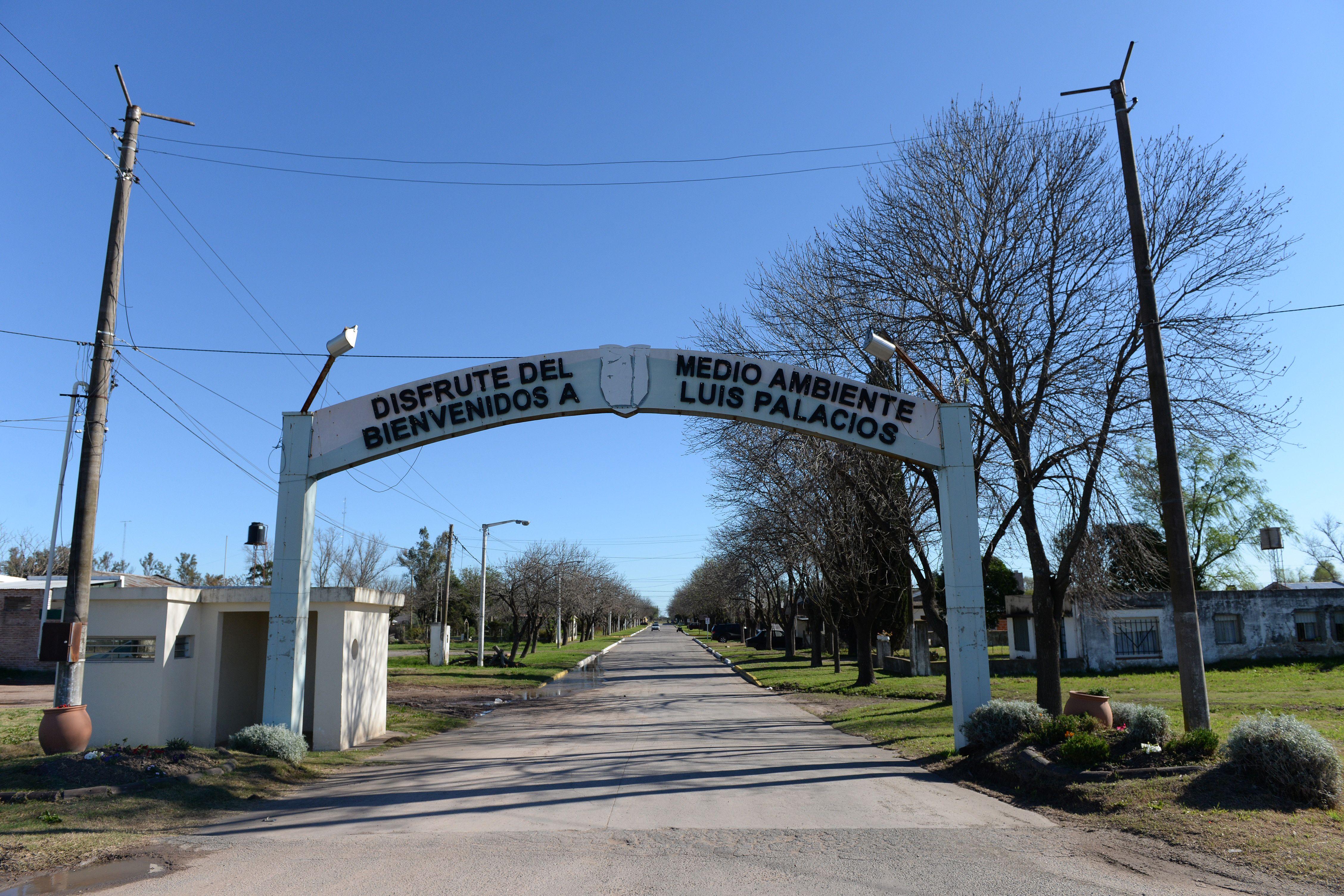 El intendente y la población en general de Luis Palacios no quiere una feria en el pueblo. (Foto de archivo)