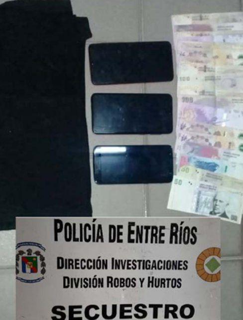 Un rosarino detenido en Paraná por violencia de género