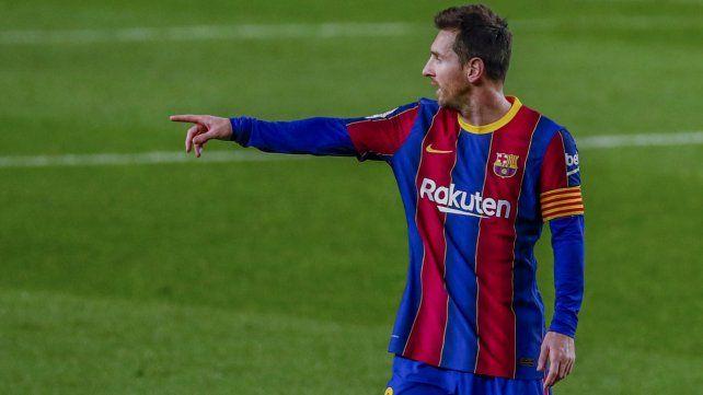 Medios catalanes aseguran que Messi aceptaría una considerable reducción de su salario.