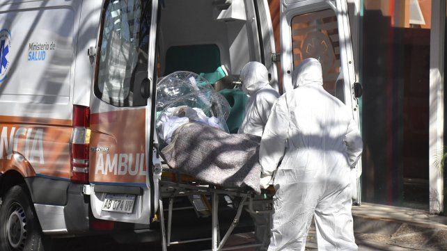 Otros seis rosarinos fallecieron por coronavirus, y la provincia ya superó los 200 muertos