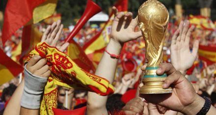 ¿El título del mundo podrá unir al pueblo español?