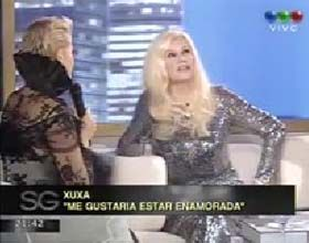 Susana volvió y sonrojó a Xuxa al preguntarle: ¿Ponés penes?