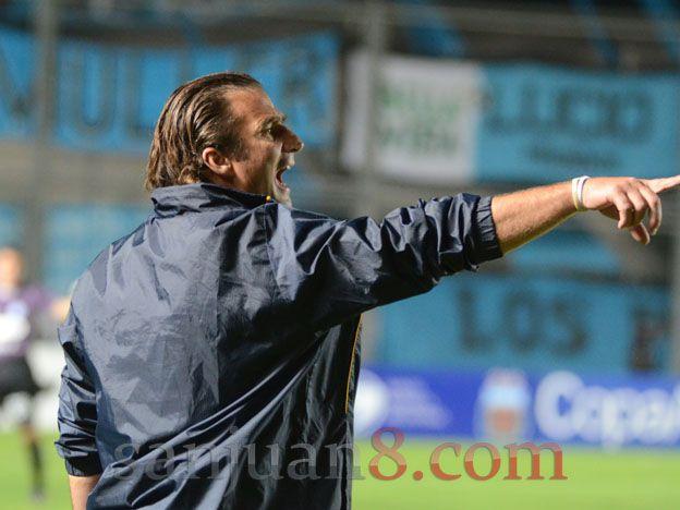 Pizzi: El equipo estuvo concentrado y en pequeñas cosas fue sacando ventaja