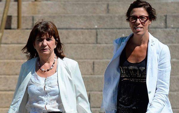 Ambas diputadas presentaron una denuncia por espionaje.