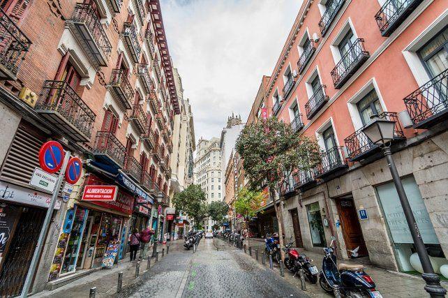 MADRD. La capital española es uno de los sitios internacionales preferidos por turistas argentinos.