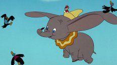 """Según Disney, """"Dumbo"""" ridiculiza y estereotipa a los esclavos afroamericanos que trabajaban en las plantaciones el pasado siglo en Estados Unidos."""