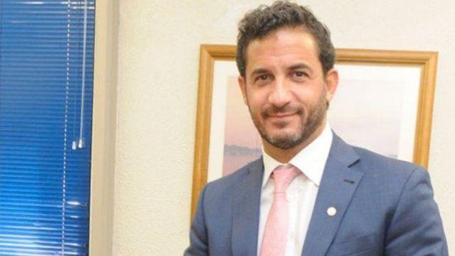 El vicepresidente de Banco Nación