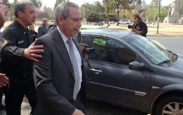 Sin salida. Ricardo Jaime deberá afrontar una veintena de causas penales por su desempeño como funcionario.