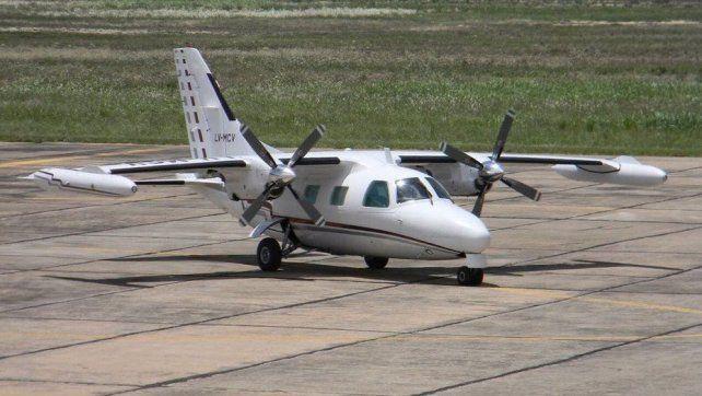 Hallada. La avioneta desaparecida habría sido hallada en el delta del Paraná.
