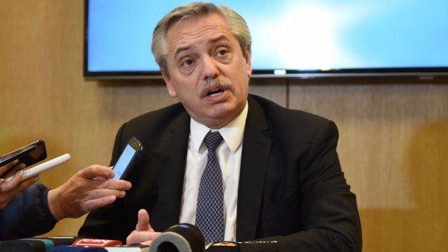 Alberto Fernández: El dólar a 60 pesos está bien, es un valor razonable