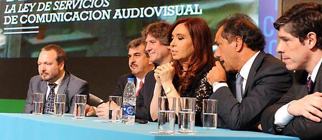 La presidenta participó de un acto en Mar del Plata