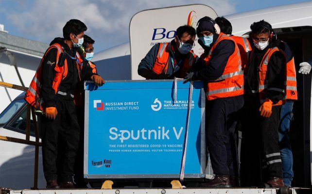 23.400 dosis de la nueva partida de la vacuna Sputnik V serán destinadas a la provincia de Santa Fe.