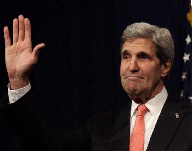 Tarea complicada. El veterano demócrata Kerry tendrá que recurrir a su oficio para recomponer relaciones.