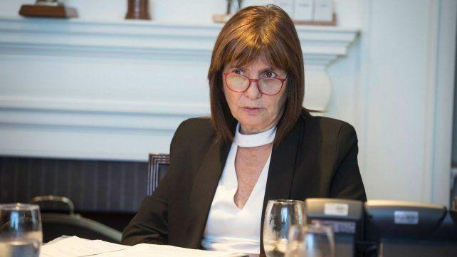 Bullrich aseguró que el ataque a Olivares no fue un crimen político
