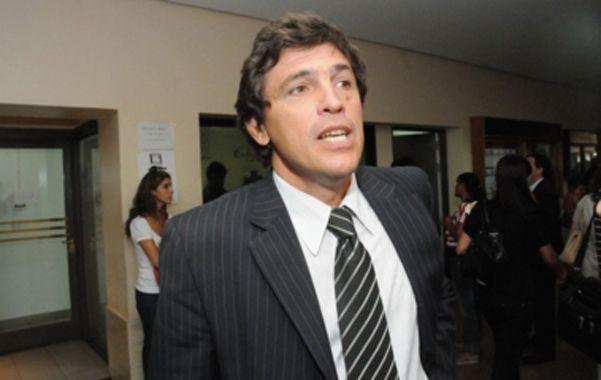 Funcionario. Ignacio Del Vecchio