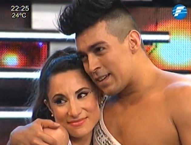 Magui Bravi mostró todo en la pista del Bailando de Paraguay