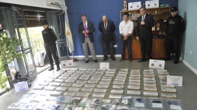 marzo de 2016. La investigación se conoció como Operación Guaraní.