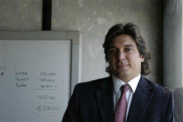El jefe de Gabinete de Asesores del Ministerio de Justicia y Derechos Humanos