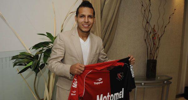 Juan Domínguez: Espero ganarme un lugar en el corazón de los hinchas de Newells