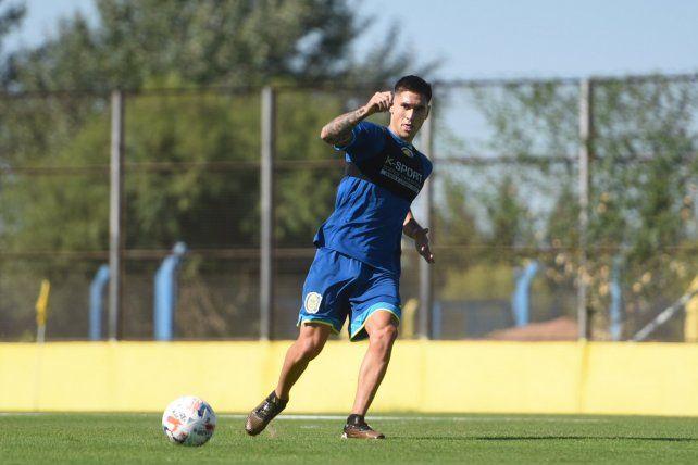 Rodrigo Villagra es una pieza importante para el técnico.