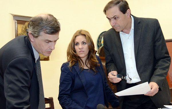 Gigliani le dijo a Zamarini que si le rechazaban el bloque unipersonal