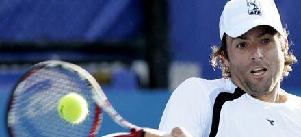 ATP: Calleri venció al español Moya en octavos de Sydney