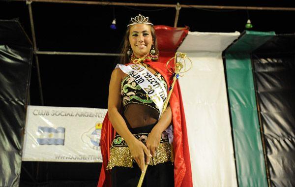 Camila Brigante es la joven de 22 años