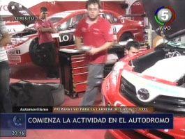 Ya se vive el Súper TC 2000 en Rosario: se vendieron casi 12.000 entradas