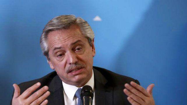 Alberto Fernández: Somos menos de diez los países que ya van a empezar una campaña de vacunación