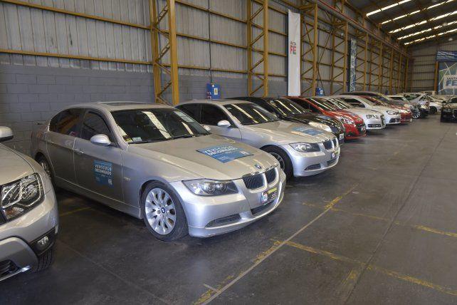 La provincia abrió la inscripción para la subasta de autos incautados a bandas delictivas