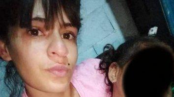 Gabriela Frasoli tenía 24 años y una hija de 3 que resultó herida en el ataque fatal. Era militante de la CCC.