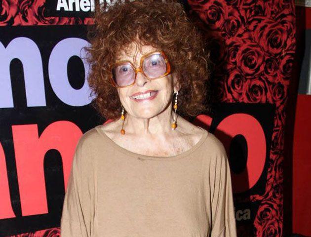La actriz falleció tras luchar contra una larga enfermedad.
