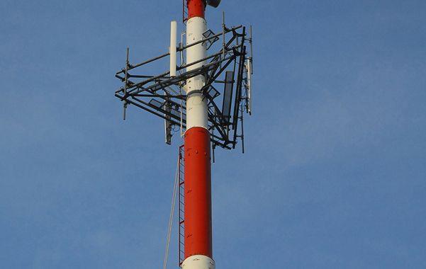 Las viejas antenas van a ser actualizadas por modelos nuevos