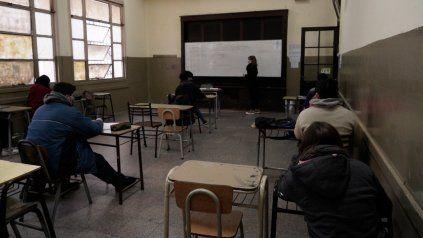 El nivel terciario vuelve el lunes a las clases presenciales en la provincia de Santa Fe