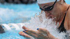 La nadadora santafesina Julia Sebastián tuvo un muy buen comienzo en la International Swimming League en Hungría.