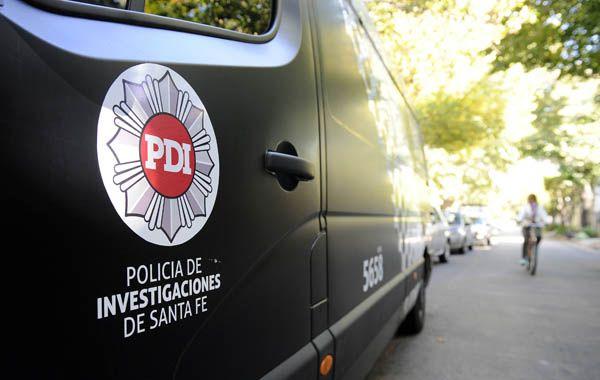 La Policía de Investigaciones desbarató una banda que realizaba entraderas en la ciudad.