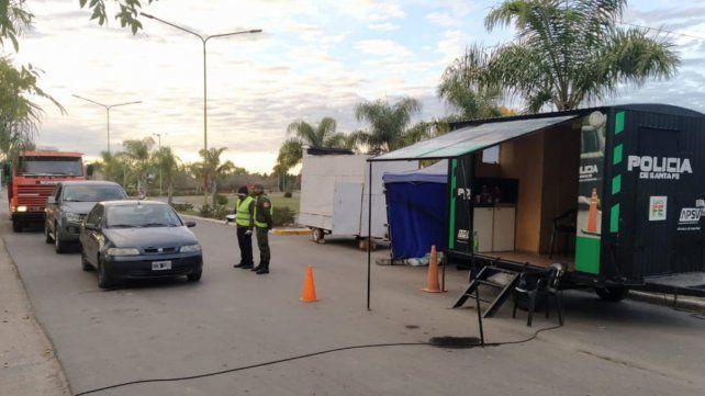 Detectan 3 nuevos casos de Covid-19 en Villa Ocampo, en el límite con Chaco