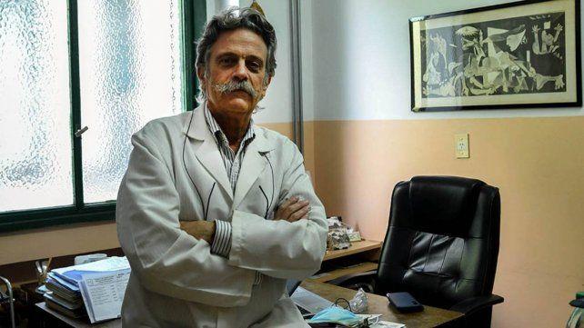 El infectólogo Tomás Orduna.
