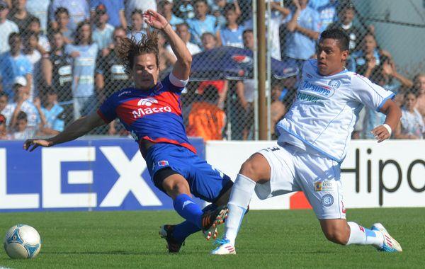 Belgrano superó a Tigre en Córdoba y festeja una gran campaña en el torneo