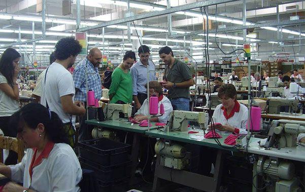 Las instalaciones de la fábrica