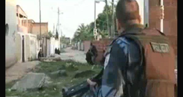 Filmó su propia muerte durante un operativo policial en una favela de Río de Janeiro