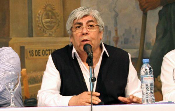 Es la primera huelga de alcance nacional declarada por la central obrera que conduce Moyano.