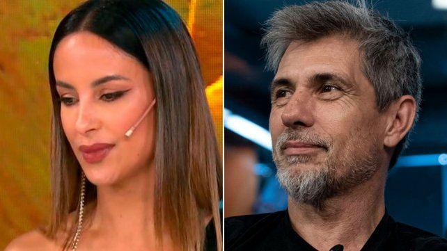 El mal momento que vivieron Lourdes Sánchez y el Chato Prada al sufrir un robo en Palermo
