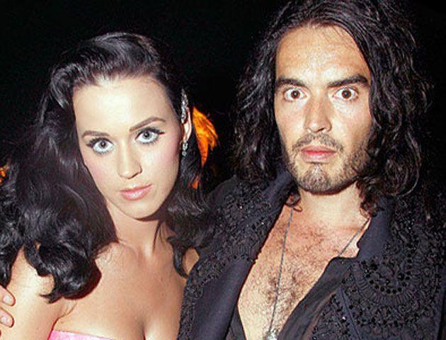 El humorista Russell Brand le reclama la mitad de su fortuna a Katy Perry.