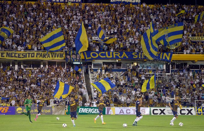 El Gigante volverá a albergar un partido de Copa Libertadores tras varios años.