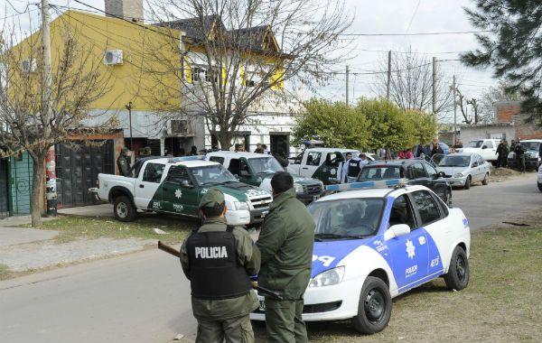 El hombre fue detenido esta mañana en zona sur por agentes de la Unidad Regional II.