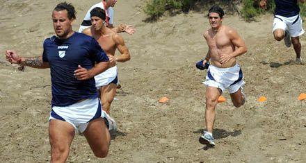 En medio de gran expectativa, Ortega entrenó por primera vez con All Boys