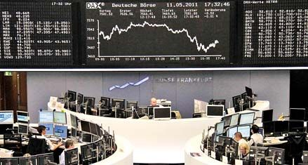 El temor a la inflación mundial desplomó a las materias primas
