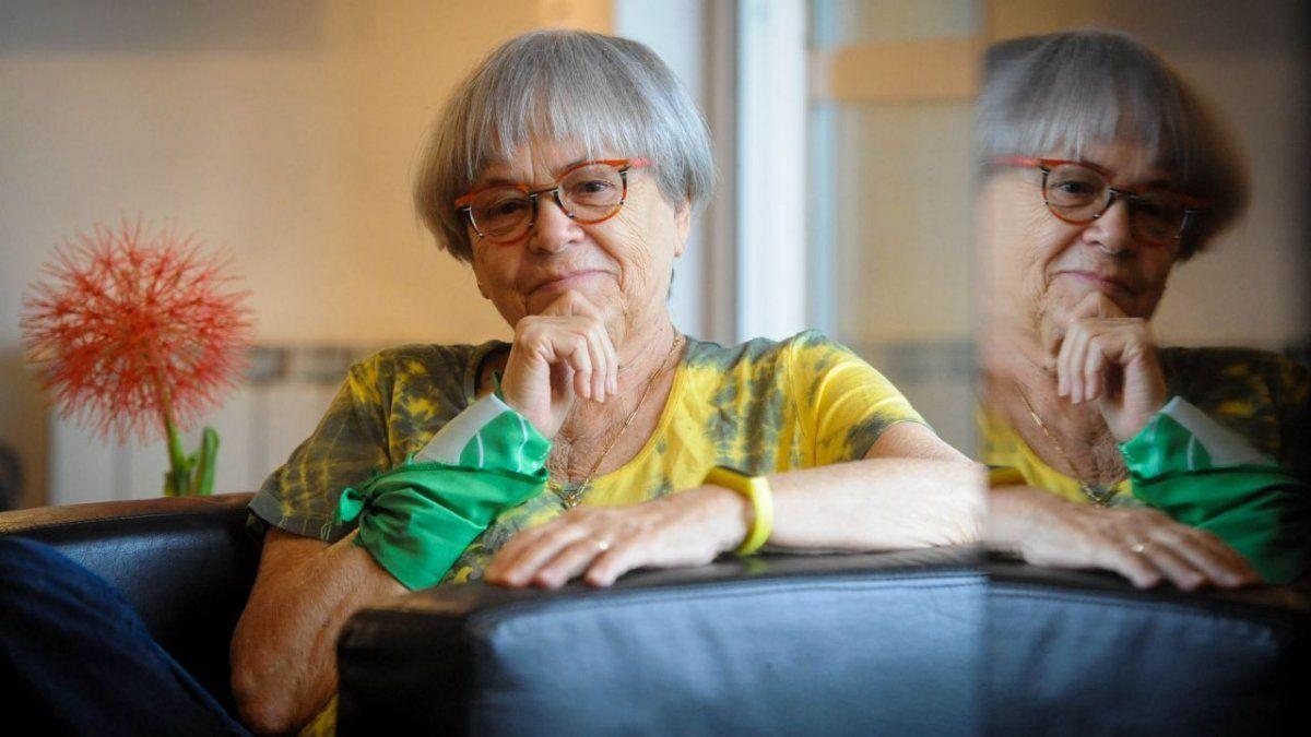 Raquel Chiara, ex decana de Medicina entre 1998 y 2006 e impulsora del cambio curricular que incorporó al aborto como problema de salud individual y social.